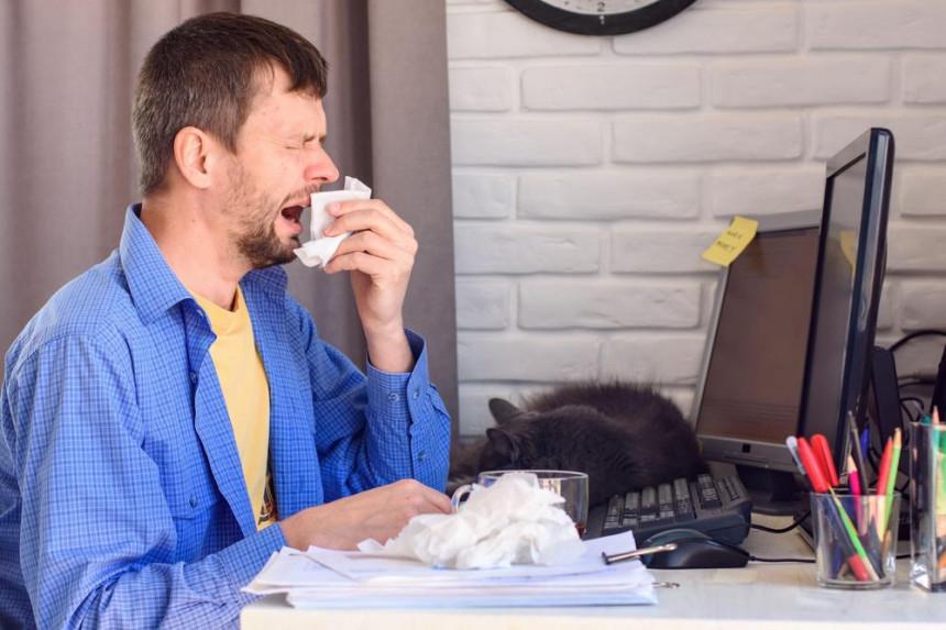 Evo zašto zaražene osobe kašlju i gube čulo mirisa!
