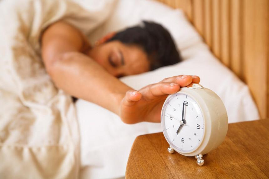 Odlazak na spavanje prije ponoći bitan za ljudski organizam