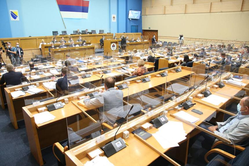Šamar SNSD-u u Parlamentu RS od partnera u vlasti