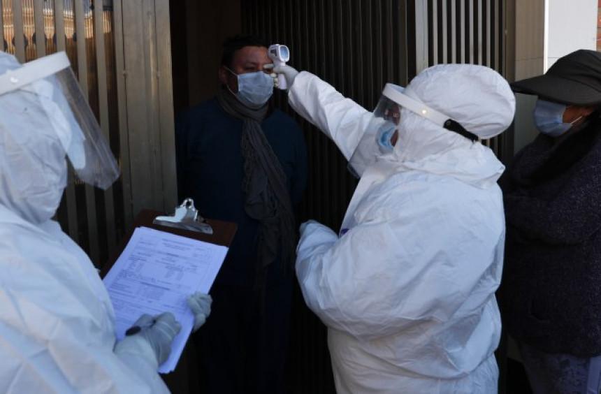 SZO: Rekordan broj novozaraženih u jednom danu