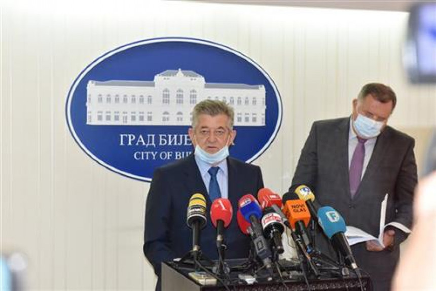 Zadovoljan Mićić, Dodik puno obećao projekata (VIDEO)