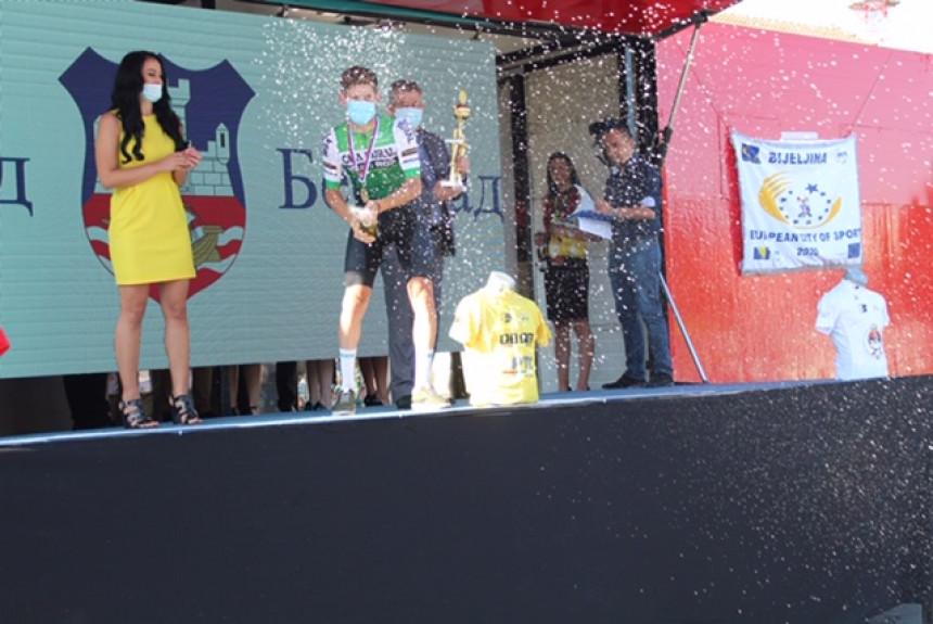 Španac pobjednik prve etape biciklističke trke
