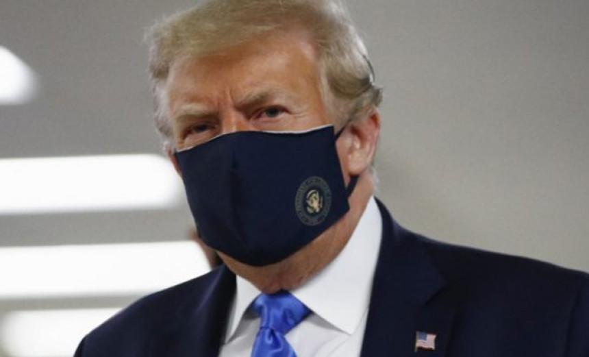 Tramp: Kina mora snositi posljedice zbog pandemije