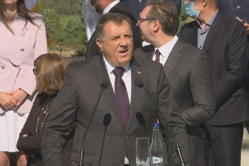 Dodikovo ponašanje ugrožava postojanje institucija Republike Srpske