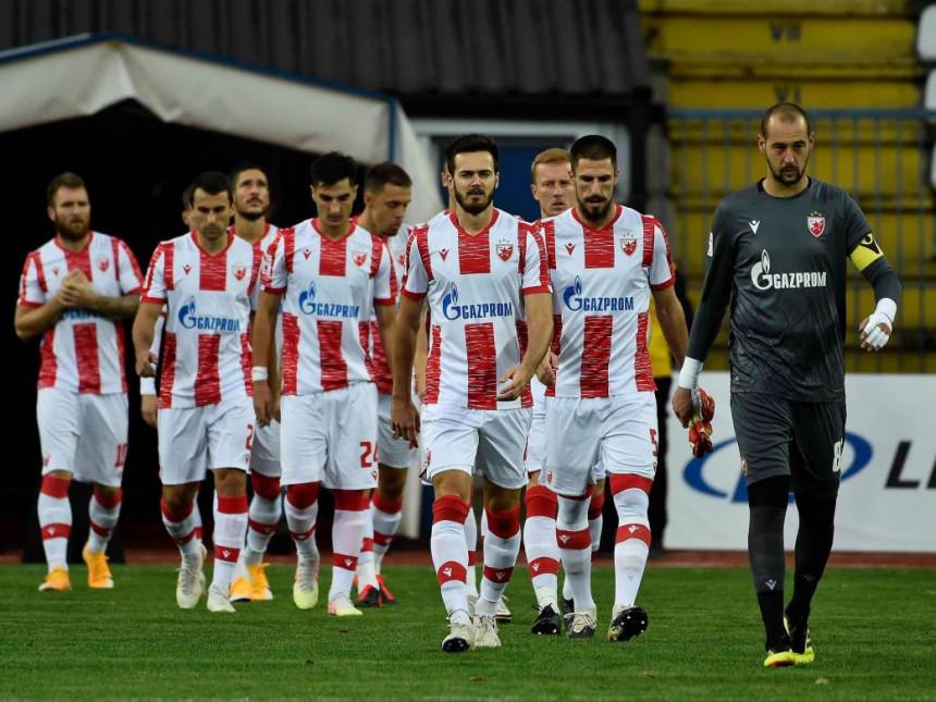 Одлучено: Звезда против Арарата игра на Кипру