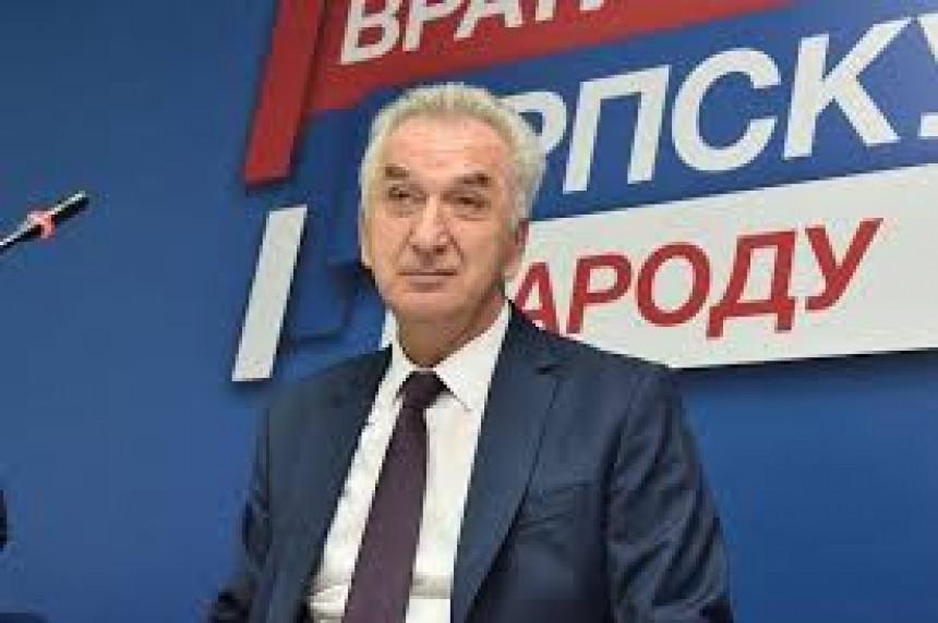 Dodik nije i ne može biti predsjednik srpskog naroda