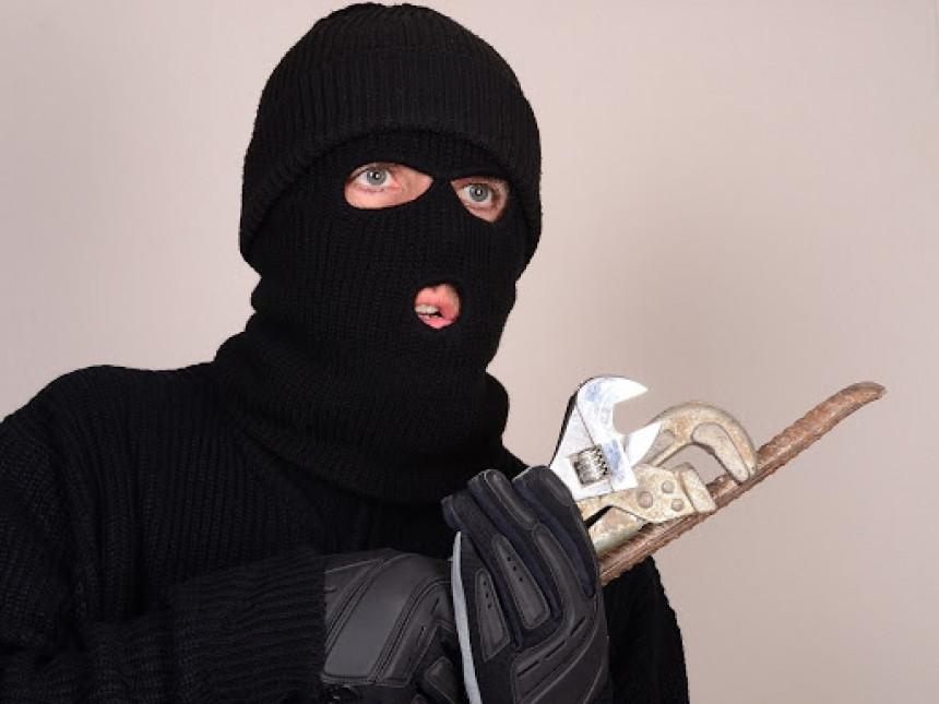 Smotani lopov ostavio adresu u rancu!