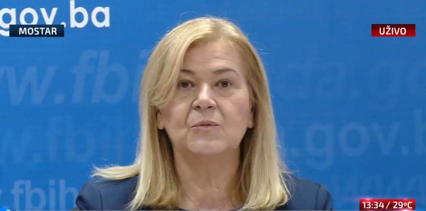 Министарка Јелка Миличевић заражена вирусом корона