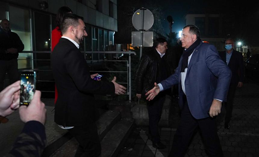 Boris Jerinić (SNSD) proglasio pobjedu u Doboju