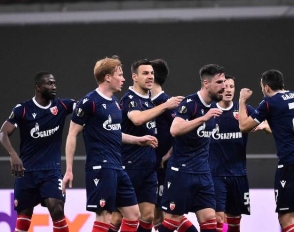 Милан зауставио Црвено-беле у Лиги Европе