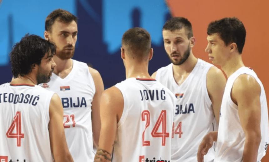 """""""Orlovi"""" čekaju protivnike za Evropsko prvenstvo"""