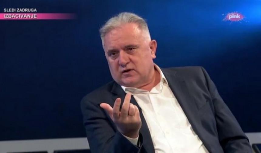 Pogoršano stanje ministra u Vladi Republike Srbije
