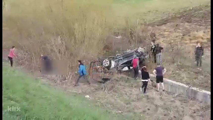 Tri osobe poginule na autoputu kod Sarajeva