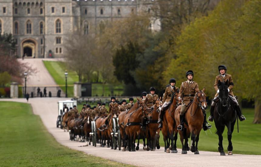 Сахрана принца Филипа обавиће се у дворцу Виндзор