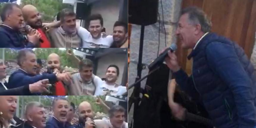 Braća Mamić pjevaju Hajdukovu himnu (VIDEO)