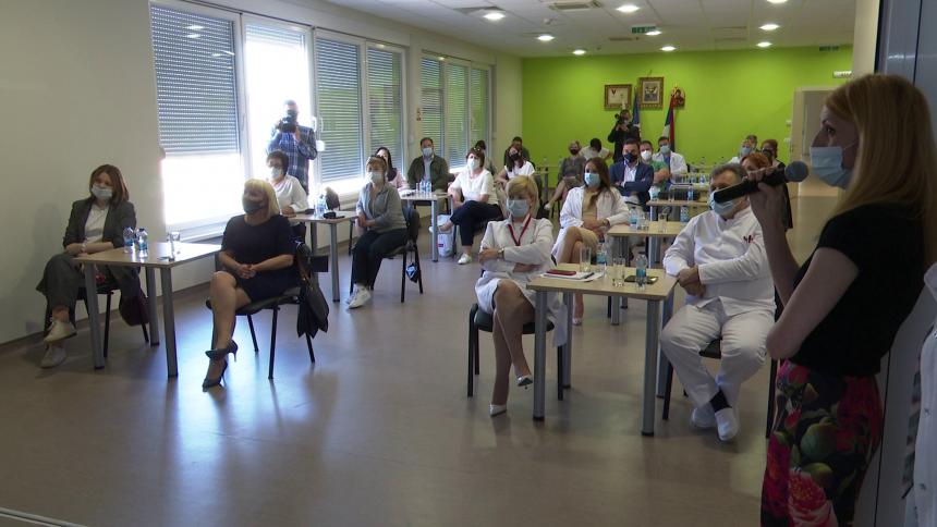 Ruska medicinska delegacija posjetila bolnicu u Bijeljini