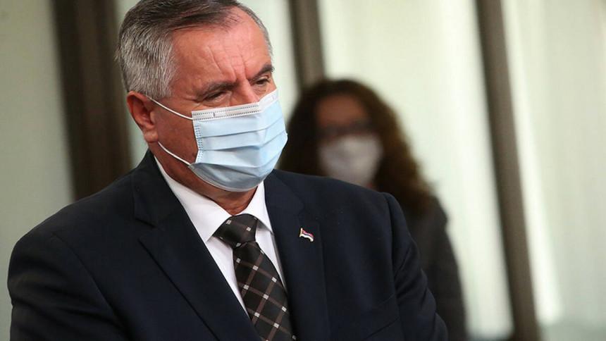 Višković tvrdi: Imamo vakcine za masovnu imunizaciju