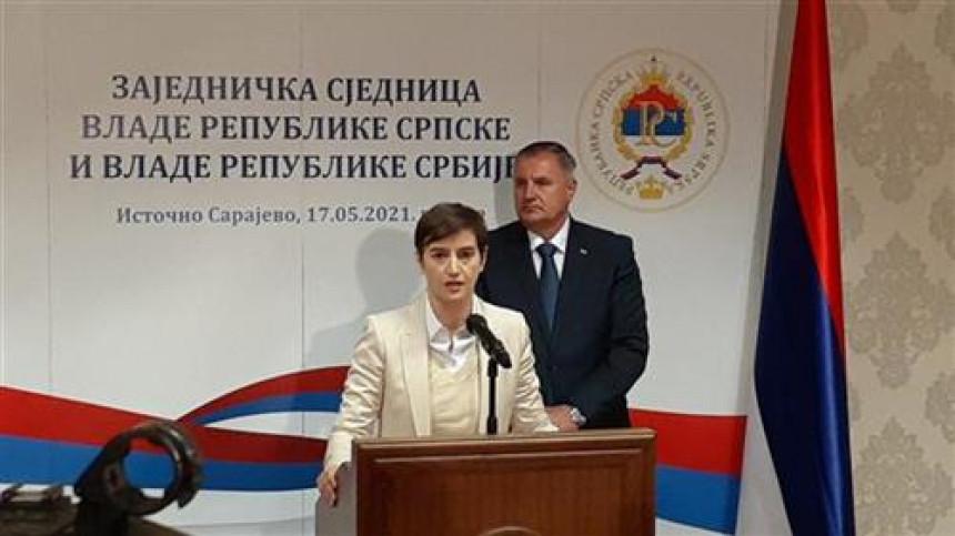 Србија скоро милијарду евра уложила у инвестиције и помоћ Српској, положен и камен темељац за ХЕ
