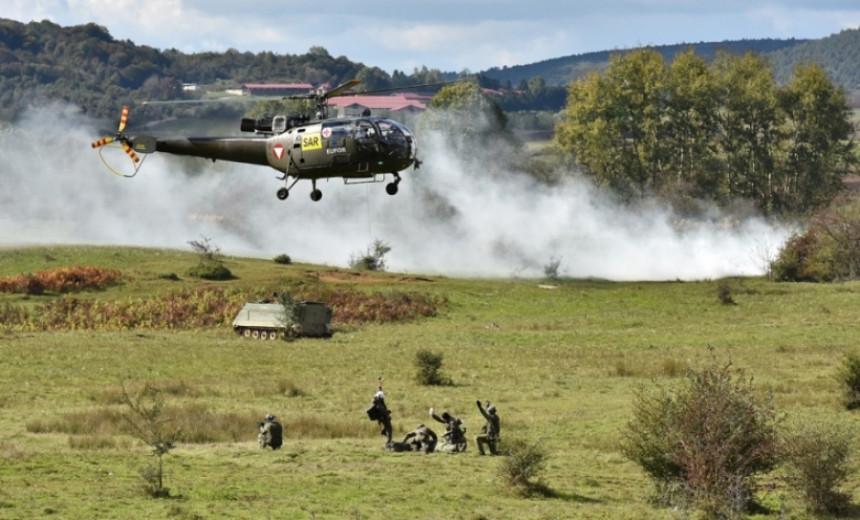На Мањачи једна од највећих НАТО вјежби у Европи