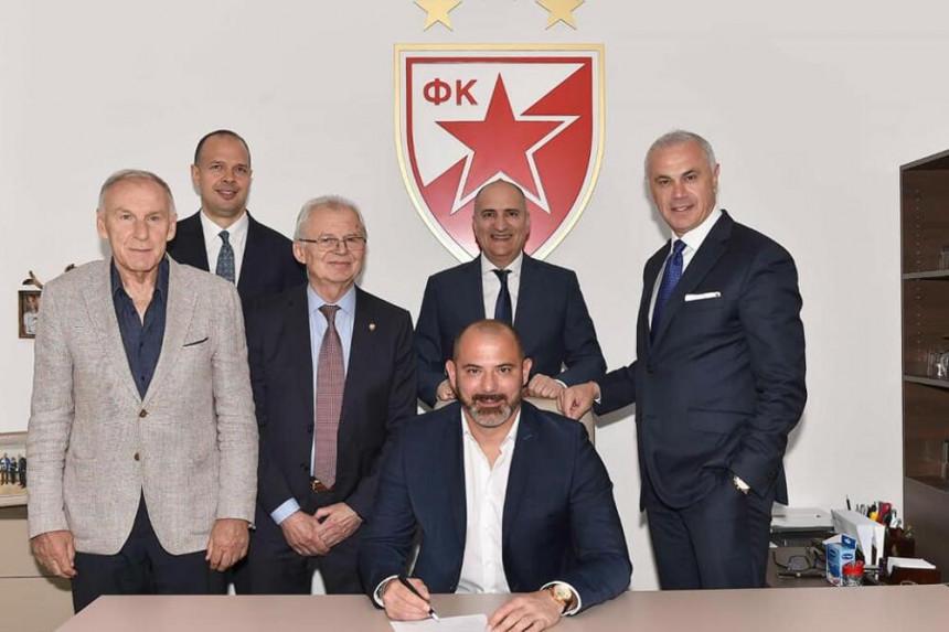 Dejan Stanković ipak ostaje u Crvenoj zvezdi!