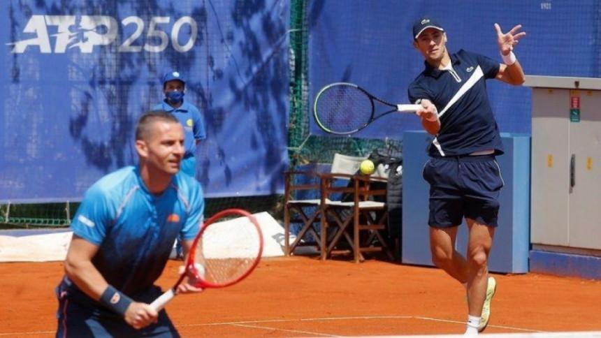 Brkić i Čačić ušli u četvrtfinale na Roland Garrosu