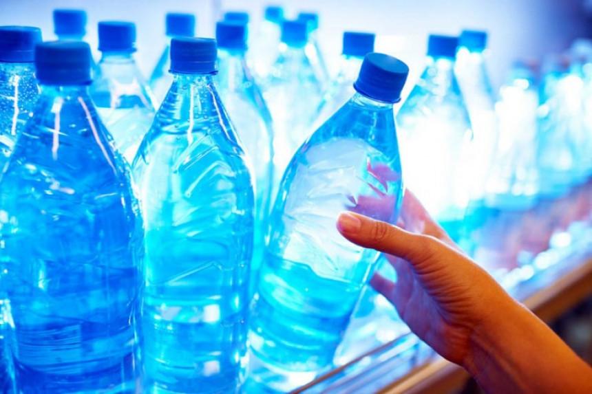 Iskeširano preko 60 miliona KM za uvoz flaširane vode