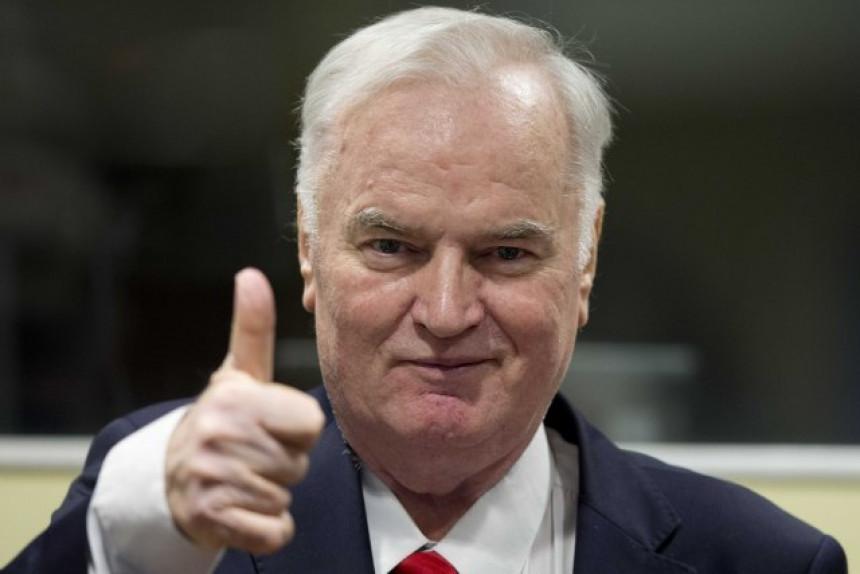 General Ratko Mladić osuđen na doživotnu kaznu zatvora
