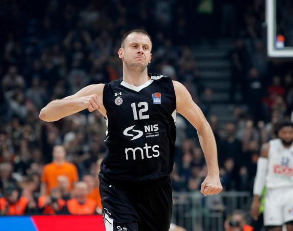 Kapiten Partizana završio igračku karijeru
