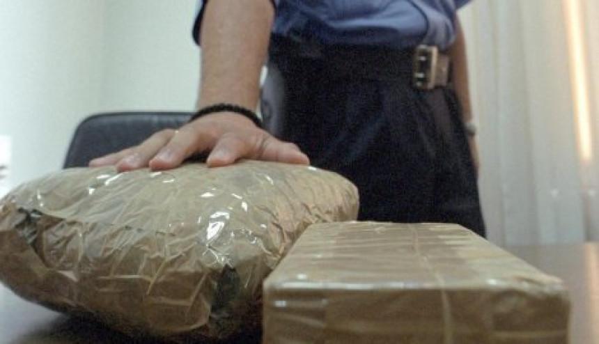 "U Italiji na krov kuće ""sletelo"" 8.5 kilograma droge!"