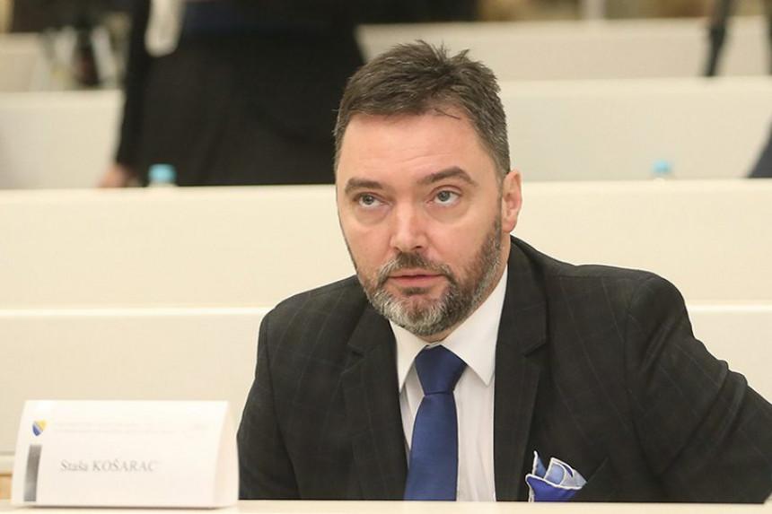 Ministar spoljne trgovine ne zna šta se iz BiH izvozi!?