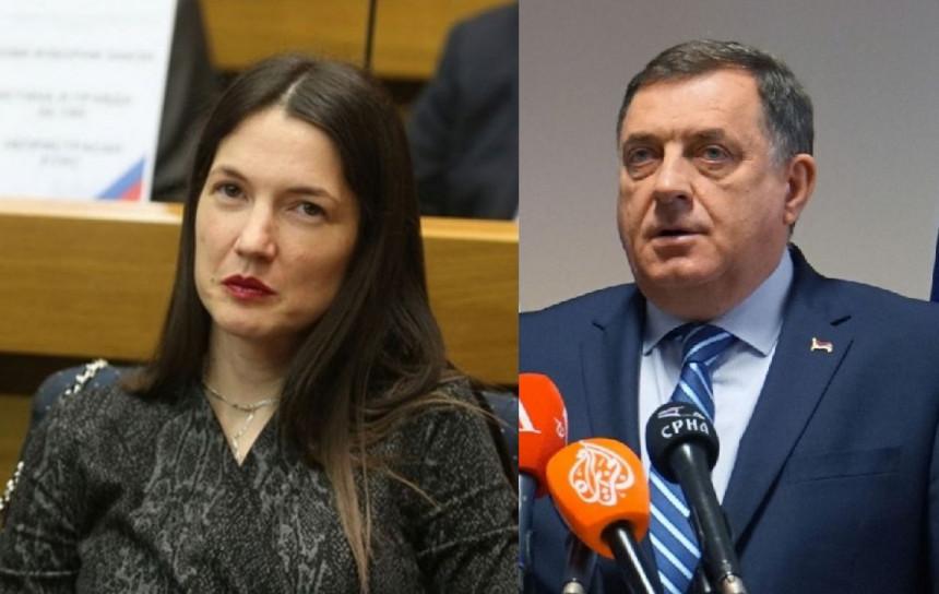 Evo šta bi Jelena Trivić sada pitala Milorada Dodika