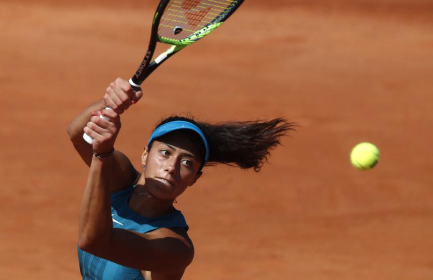 Olga Danilović plasirala se u osminu finala
