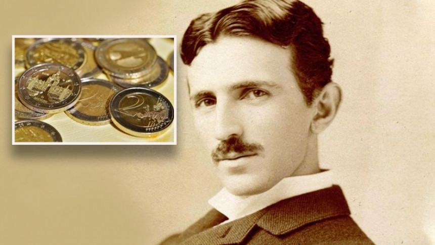 Na hrvatskim kovanicama evra šahovnica i Tesla