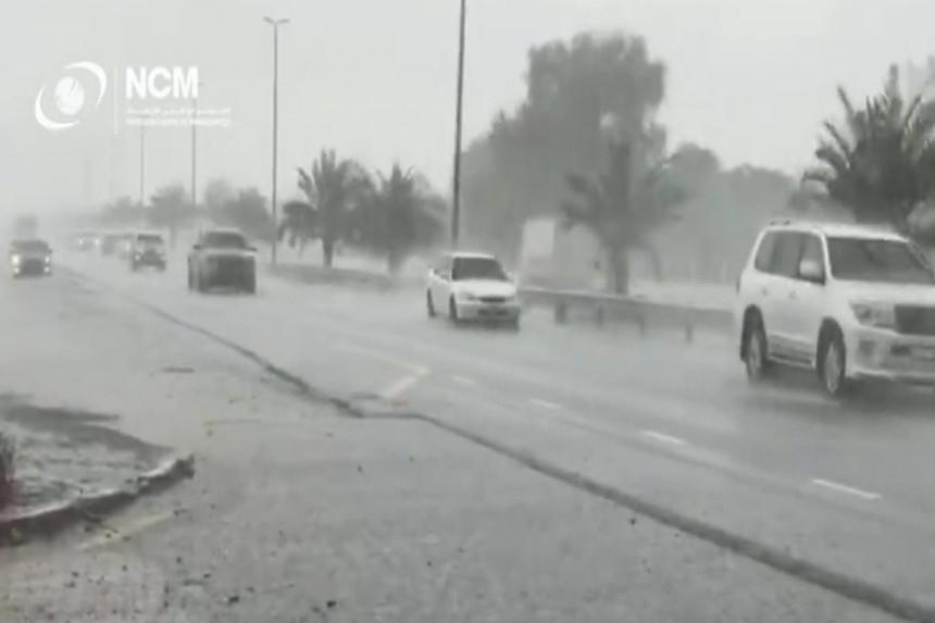U Dubaiju stvaraju sopstvenu kišu ako nema prave!