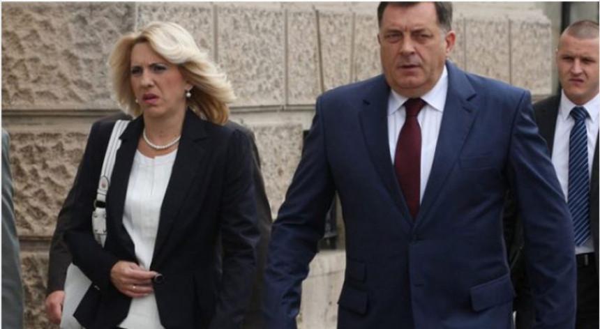 Cvijanovićeva odbila Dodika: Nema smjene Vlade Srpske