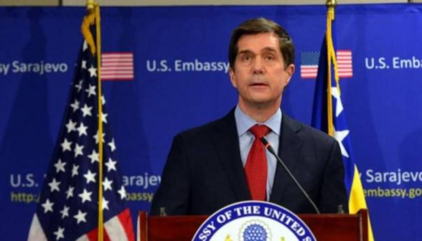 Ambasada SAD: Republika Srpska integralni dio BiH