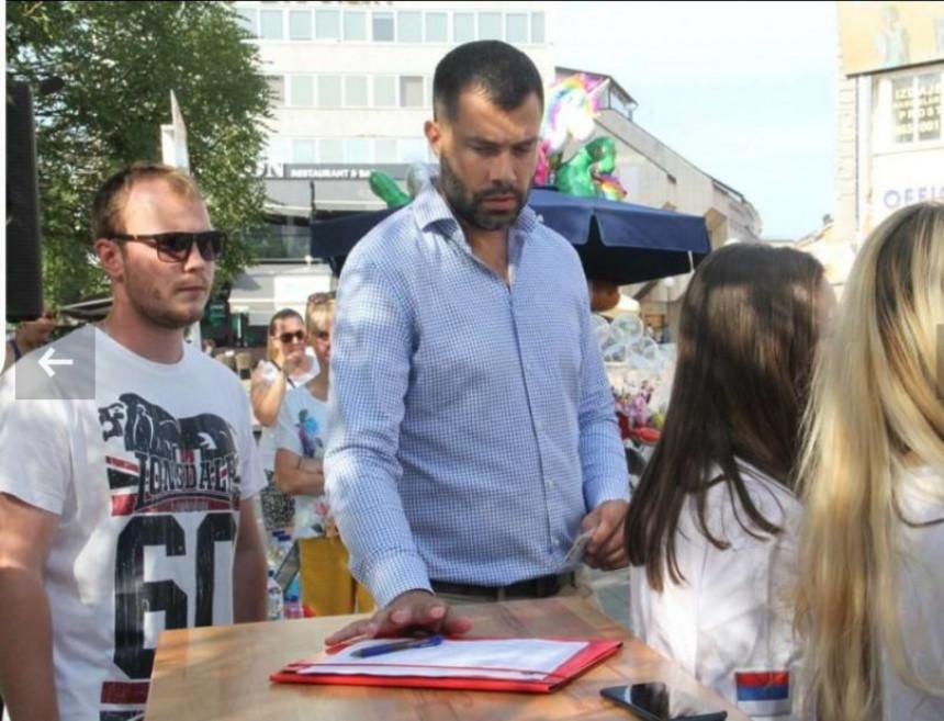 Срамна Додикова политизација кризе!