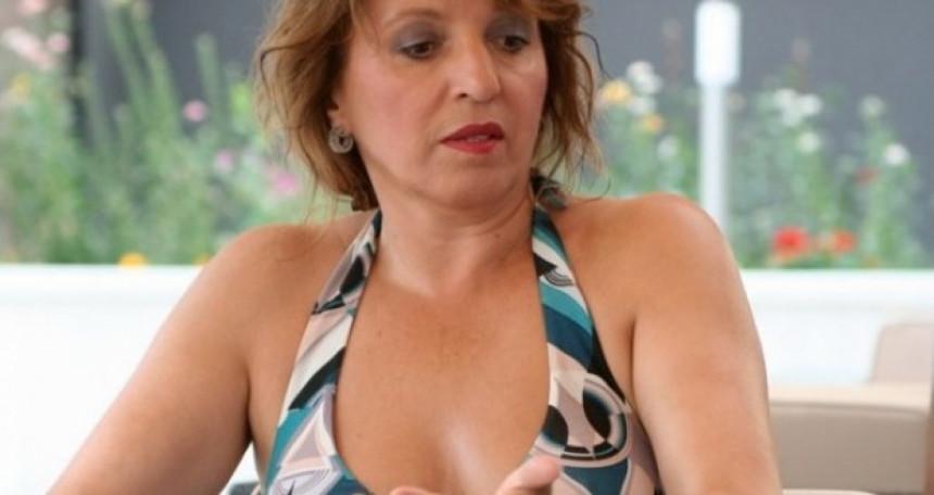 Mirjana Karanović pozirala kao od majke rođena