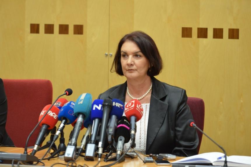 Гордана Тадић разријешена дужности главног тужиоца