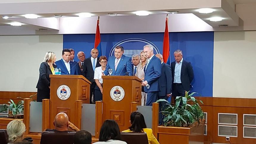 Mediji: Dodik potvrdio dolazak u Sarajevo kod Šmita
