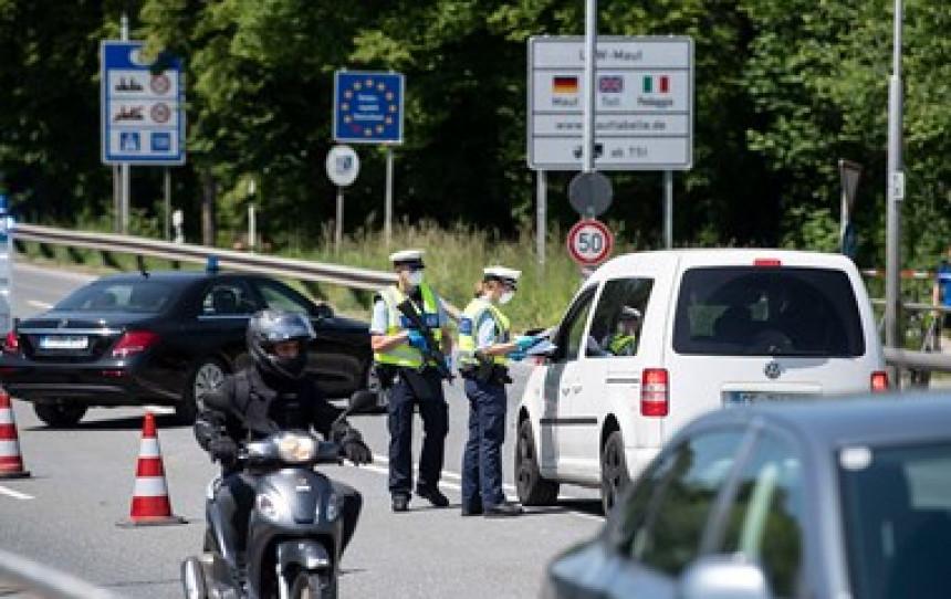 Њемачка размишља о пооштравању мјера на границама