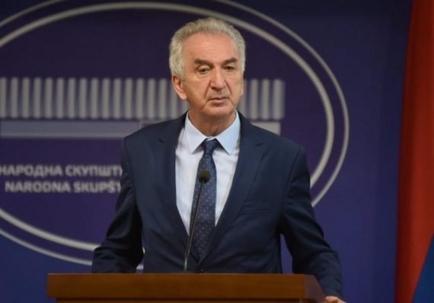 Шаровић Додику: Не потписујте петицију под заставом СНСД-а