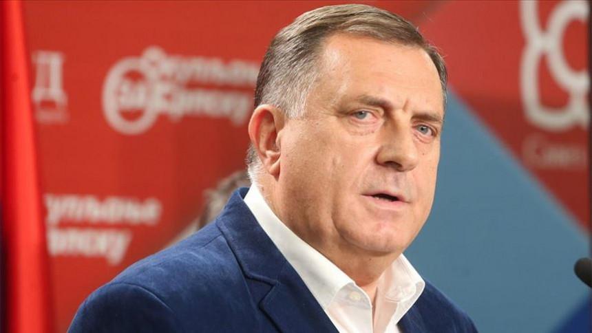 Dodik potvrdio da je razgovarao sa opozicijom o formiranju koncentracione vlade Republike Srpske