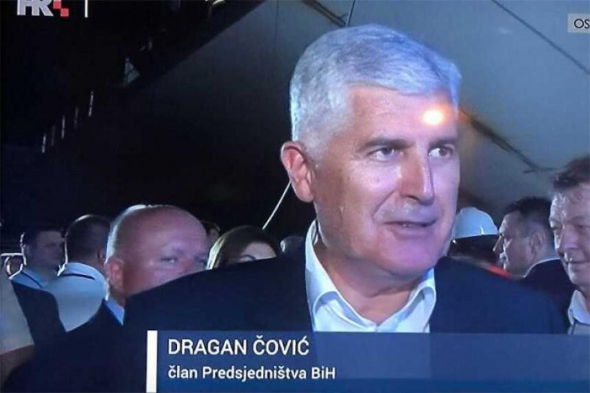 Za HRT Dragan Čović hrvatski član Predsjedništva BiH