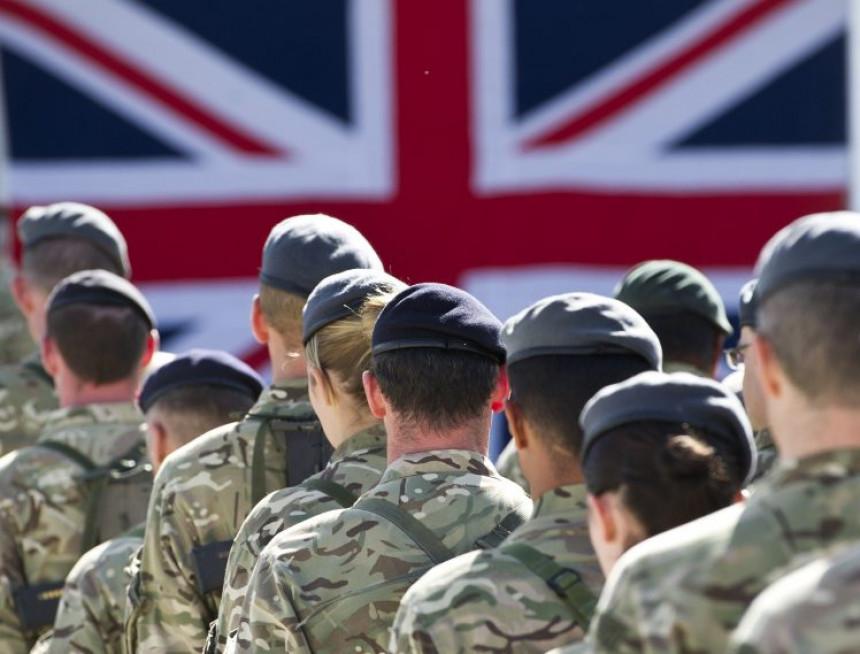 Velika Britanija vojno se vraća na zapadni Balkan
