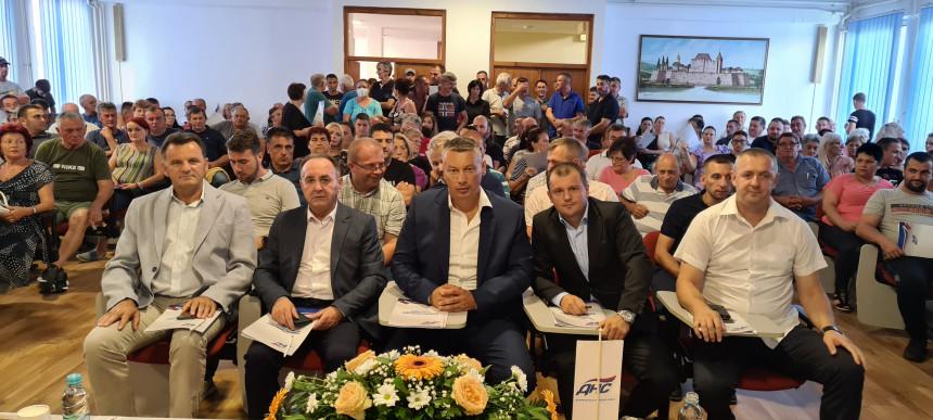 Драган Брдар предсједник ОО ДНС Козарска Дубица