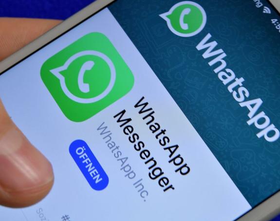 Paprena kazna: WhatsApp kažnjen sa 225 miliona evra