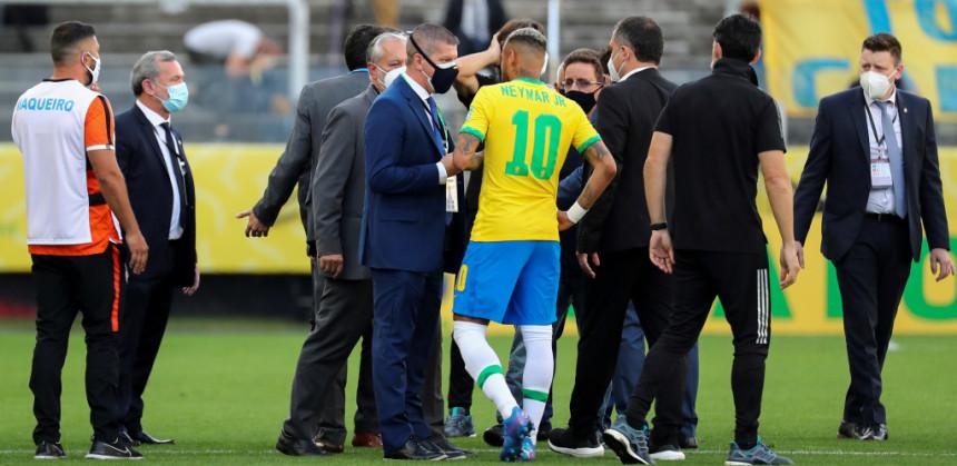 Прекинут меч Бразила и Аргентине! (ВИДЕО)
