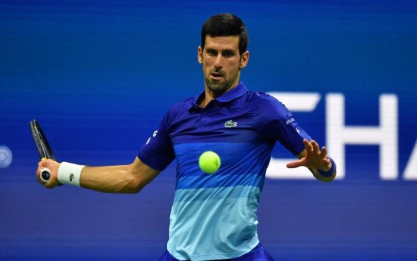 Novak Đoković je u četvrtfinalu US Opena