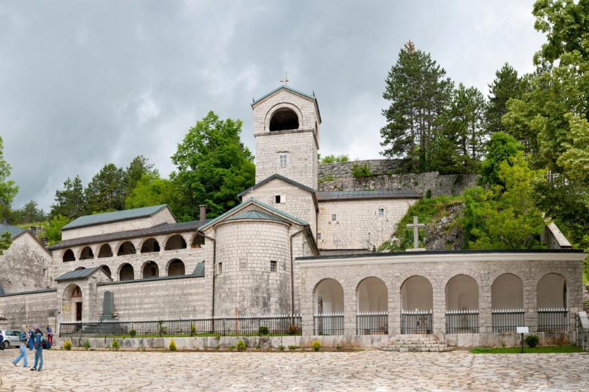 Vlada odlučila: Manastir na Cetinju pripada nama